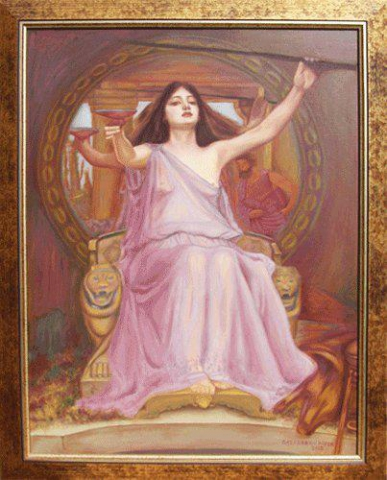 THE WITCH CIRCE
